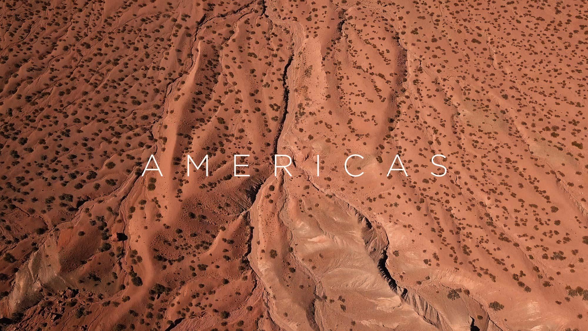 Alec Wren - Americas