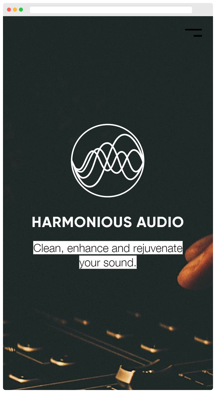 Harmonious Audio Mobile