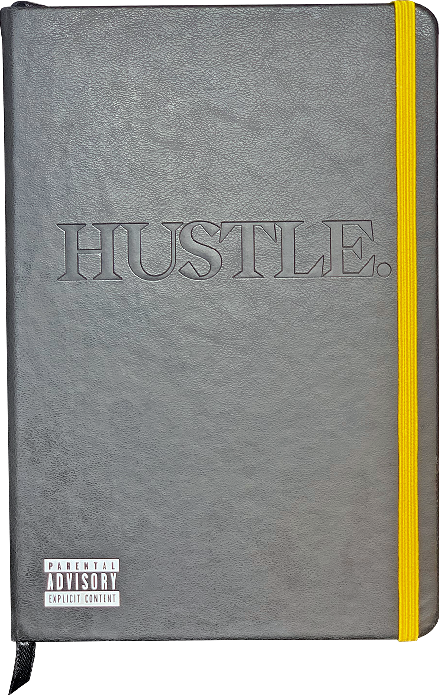 the hustle journal cover