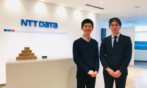 株式会社 NTTデータ