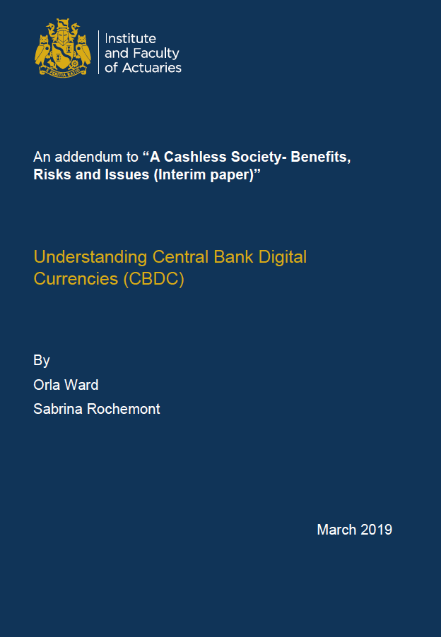 Understanding Central Bank Digital Currencies (CBDC)