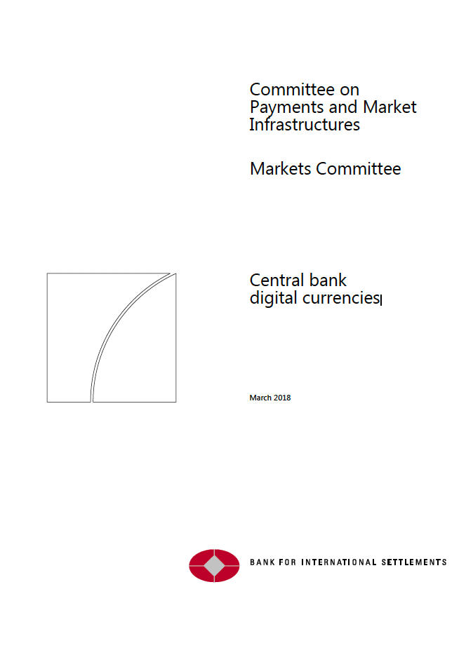 Central bank digital currencies by Bank for International Settlements (BIS)