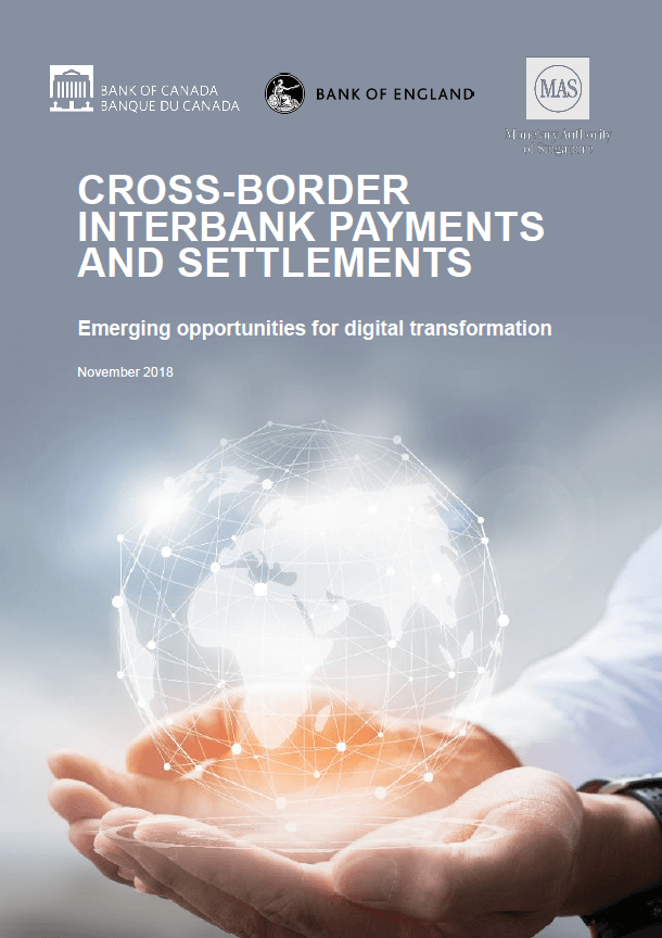 Cross-Border Interbank Payments And Settlements