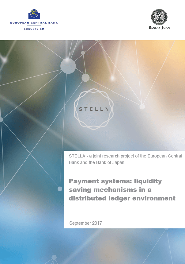 Payment systems: liquidity saving mechanisms in a distributed ledger environment