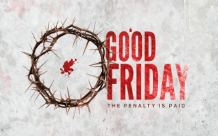 Good Friday Service @ 12:00 PM