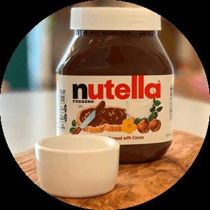 Add 1 Side of Nutella + $1