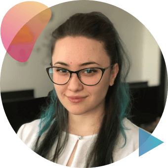 Image of Jovana Velinova-UX designer
