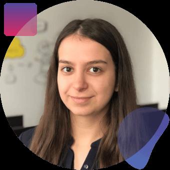 Image of Simona Atanasova-Technical lead