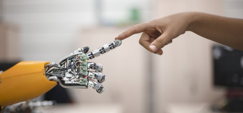 Machine learning working without human intervention