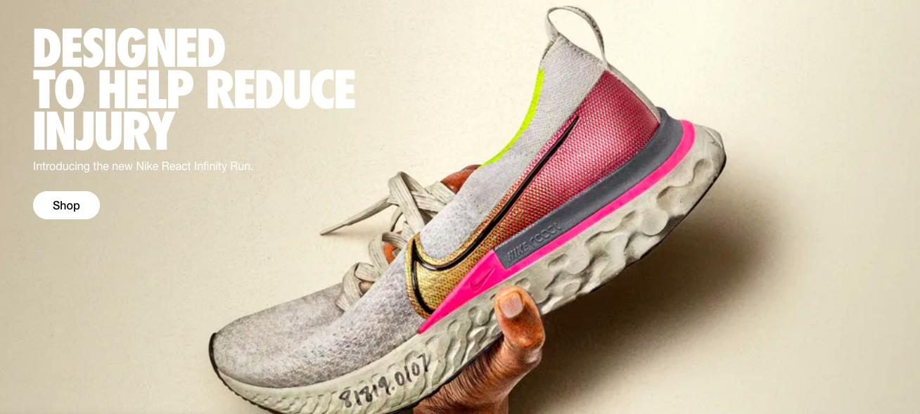 Newest Nike sneakers model