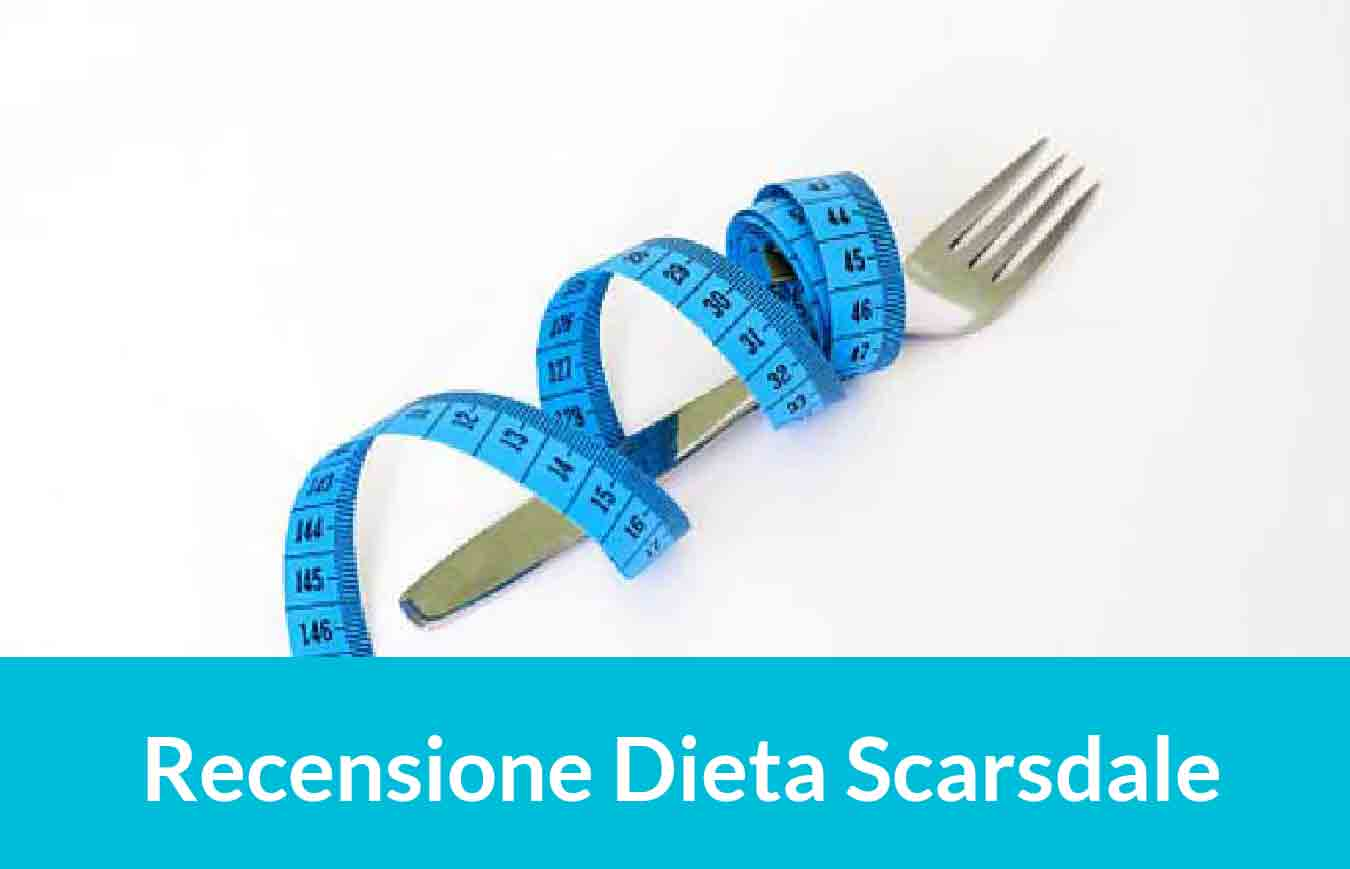 Dieta scarsdale menu diario