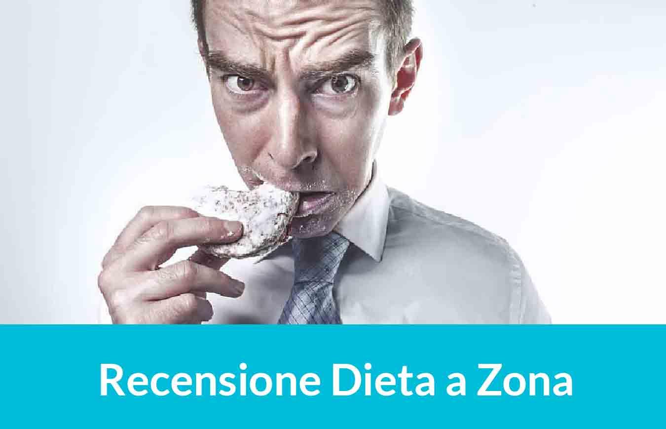immagine di un pasto della dieta a zona