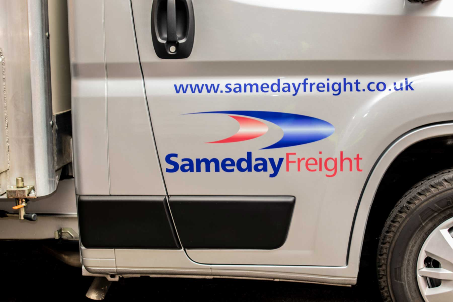 UK sameday courier service
