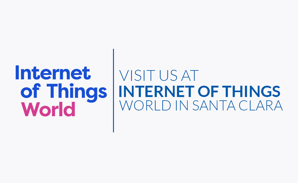 Visit us at Internet of Things World