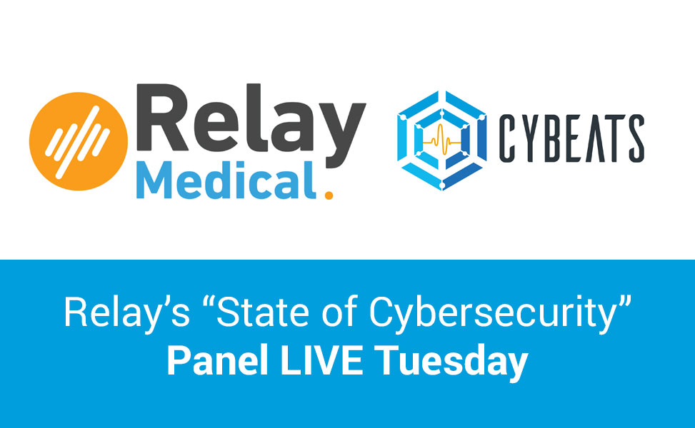 """Relay's """"State of Cybersecurity"""" Panel LIVE Tuesday"""