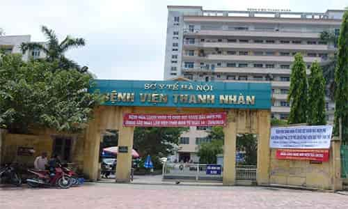 Bệnh viện Thanh Nhàn - Khám phụ khoa Hà Nội