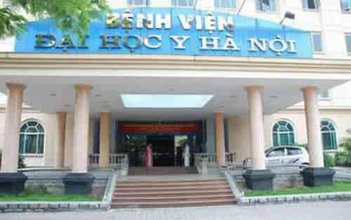 Bệnh viện Đại học Y Hà Nội - Địa chỉ khám phụ khoa uy tín ở Hà Nội