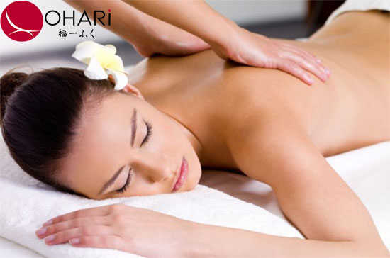 Lợi ích của Massage lưng