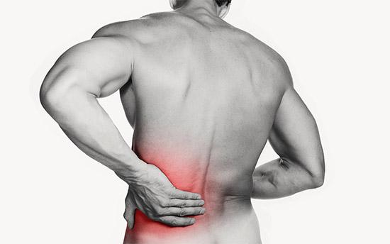 Nguyên nhân gây đau lưng bên trái
