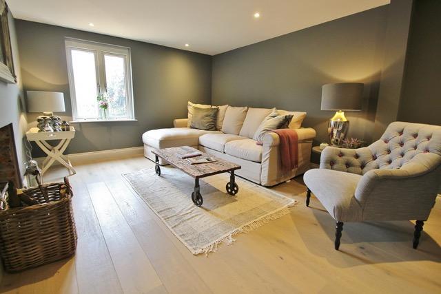 Berkshire cottage - Sitting Room