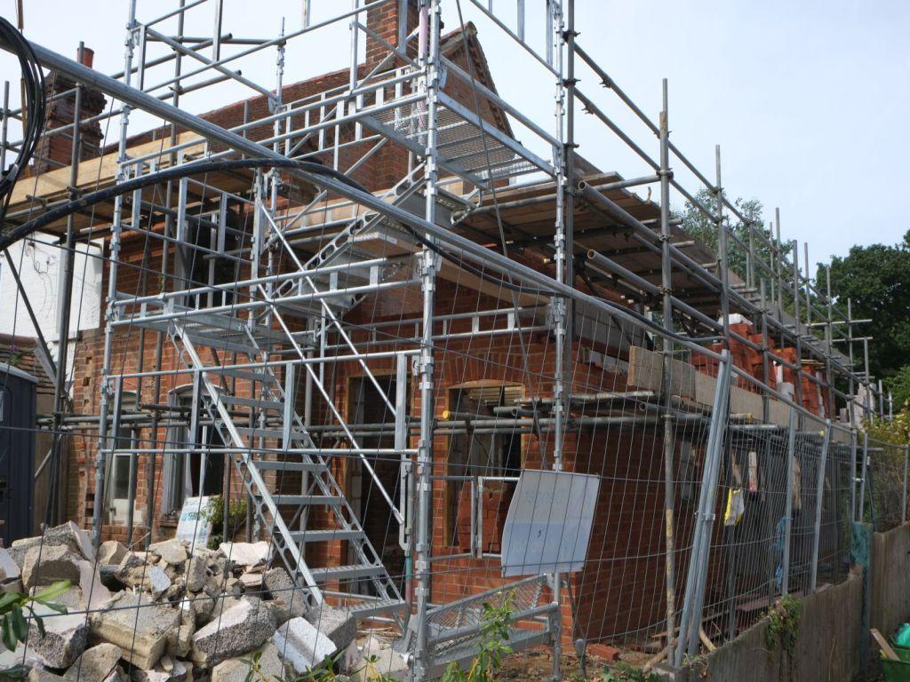 Refurbishment project