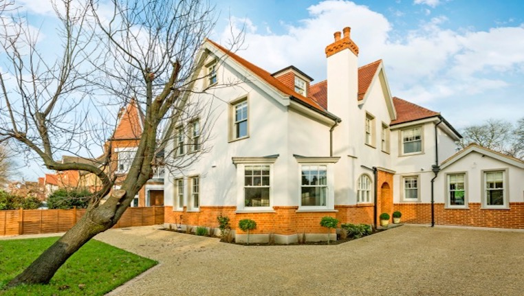 Renovation and extension of a family home in Wimbledon SW19