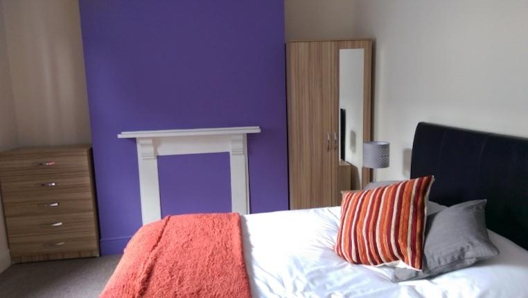 Swansea bedroom