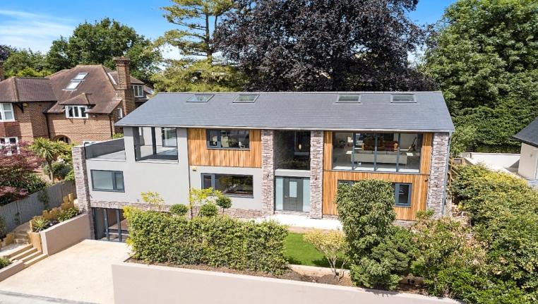 Wimbledon family home