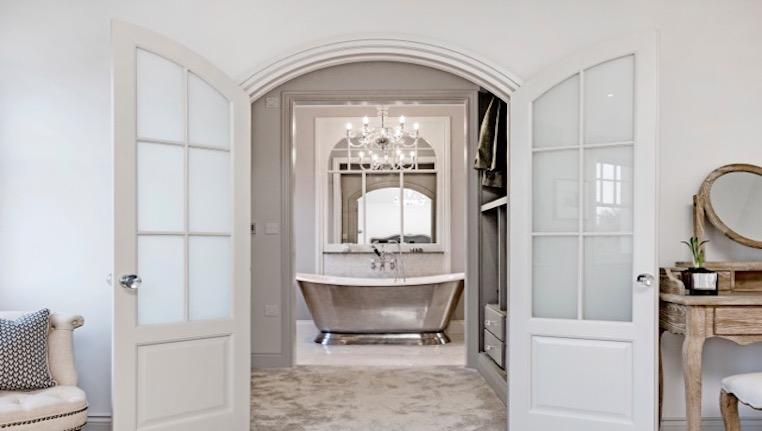 Wimbledon renovation interior