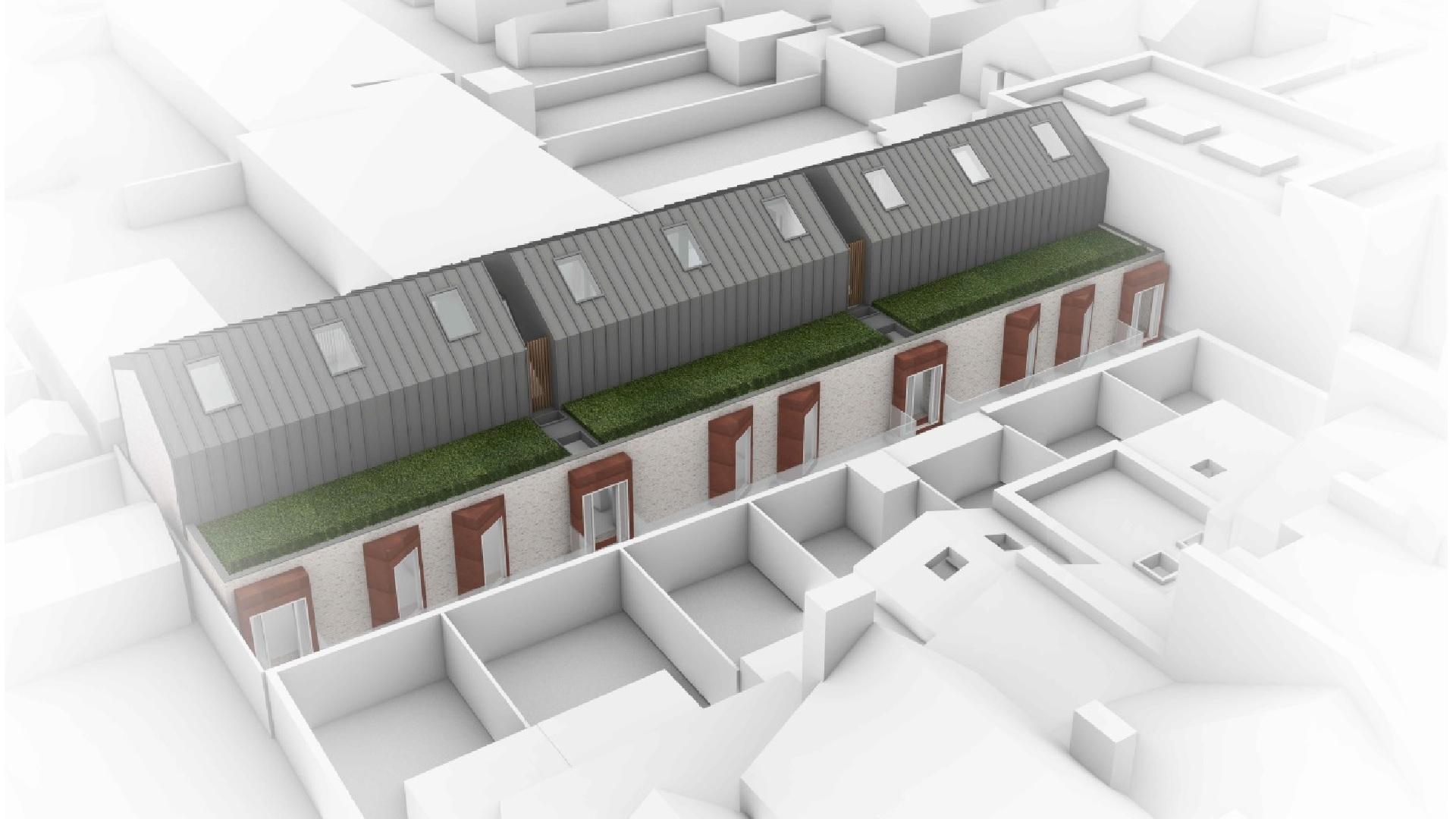 Kingston Road plan