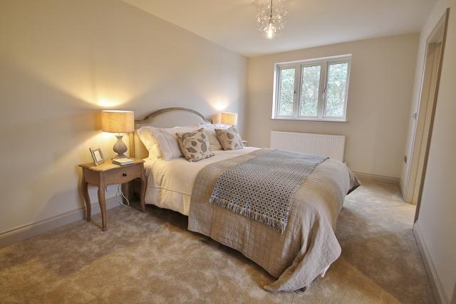 Berkshire Cottage - bedroom