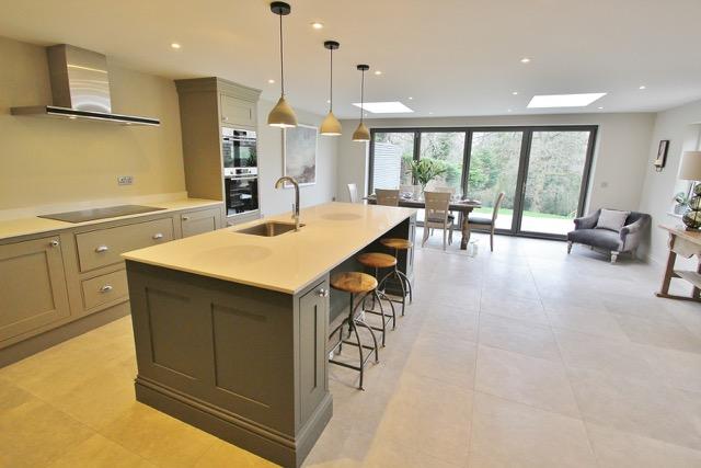 Berkshire cottage - Kitchen