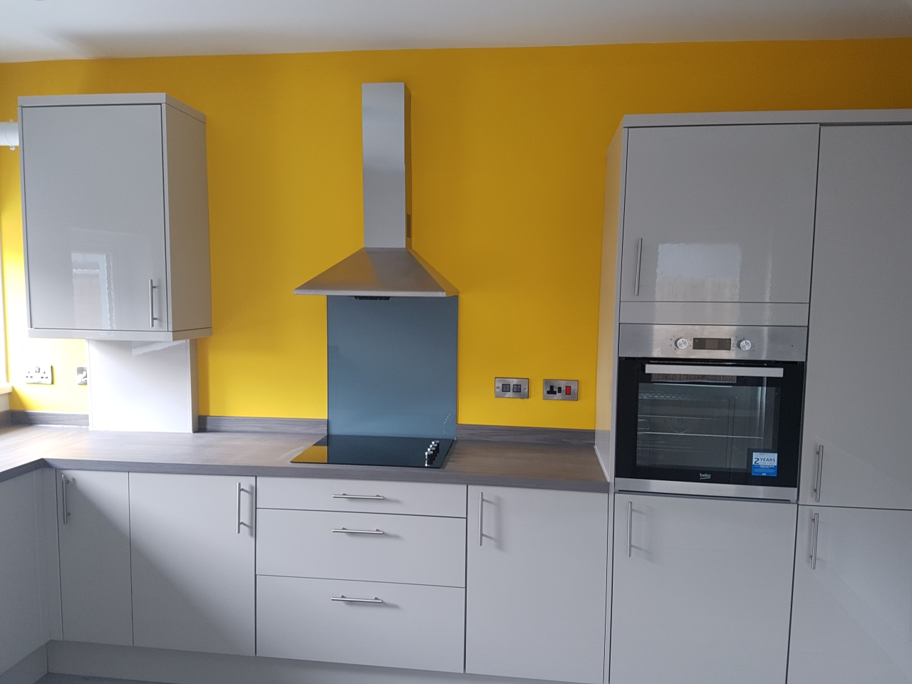 Porthcawl HMO Kitchen