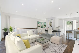Wimbledon Apartments - Lounge