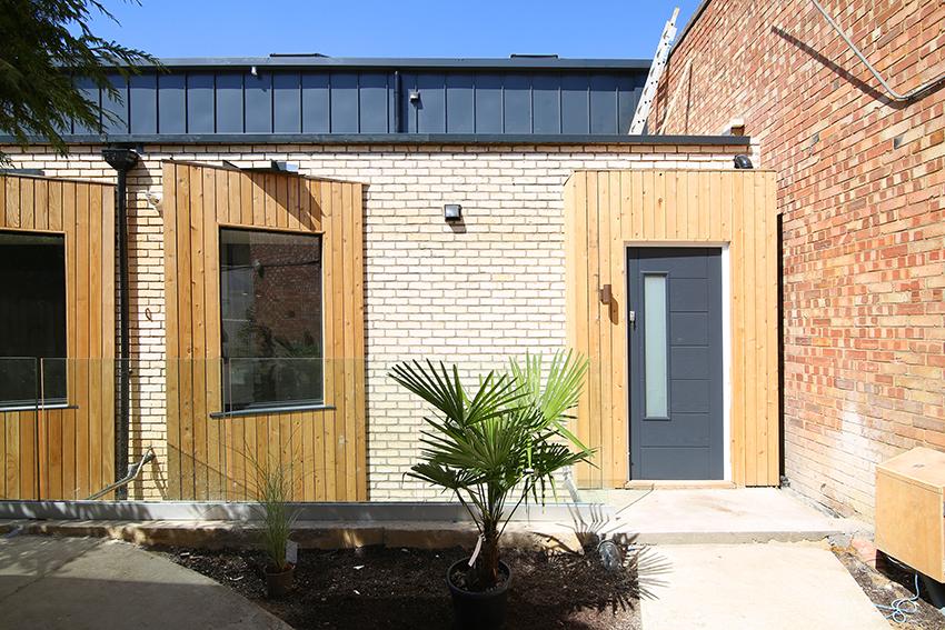 Wimbledon apartments - exterior