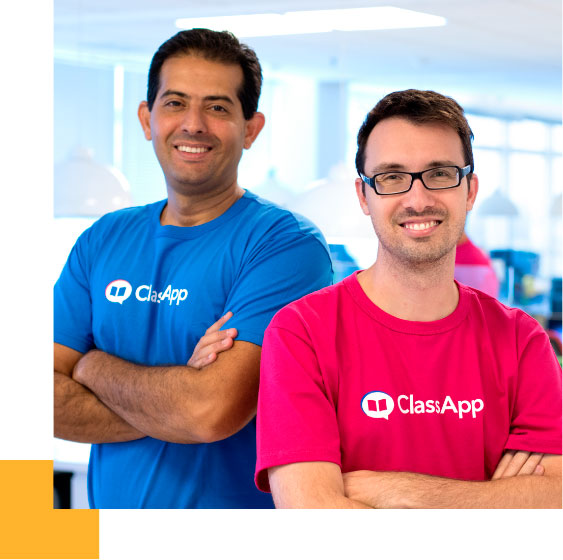 Fundadores ClassApp