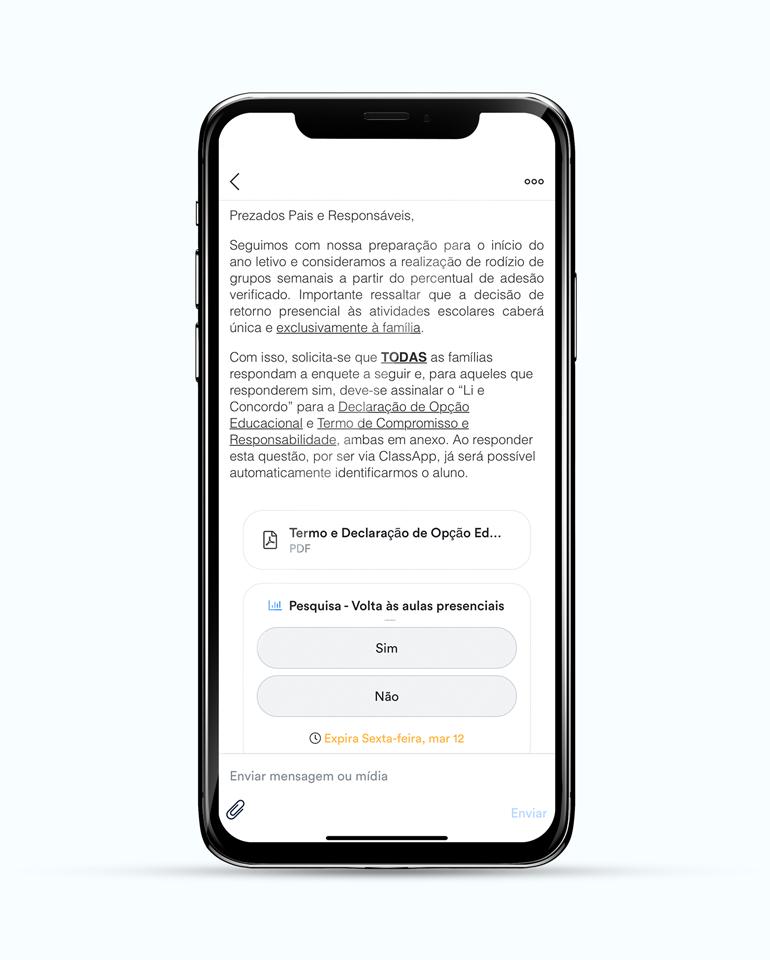 ClassApp: leve mais segurança aos pais