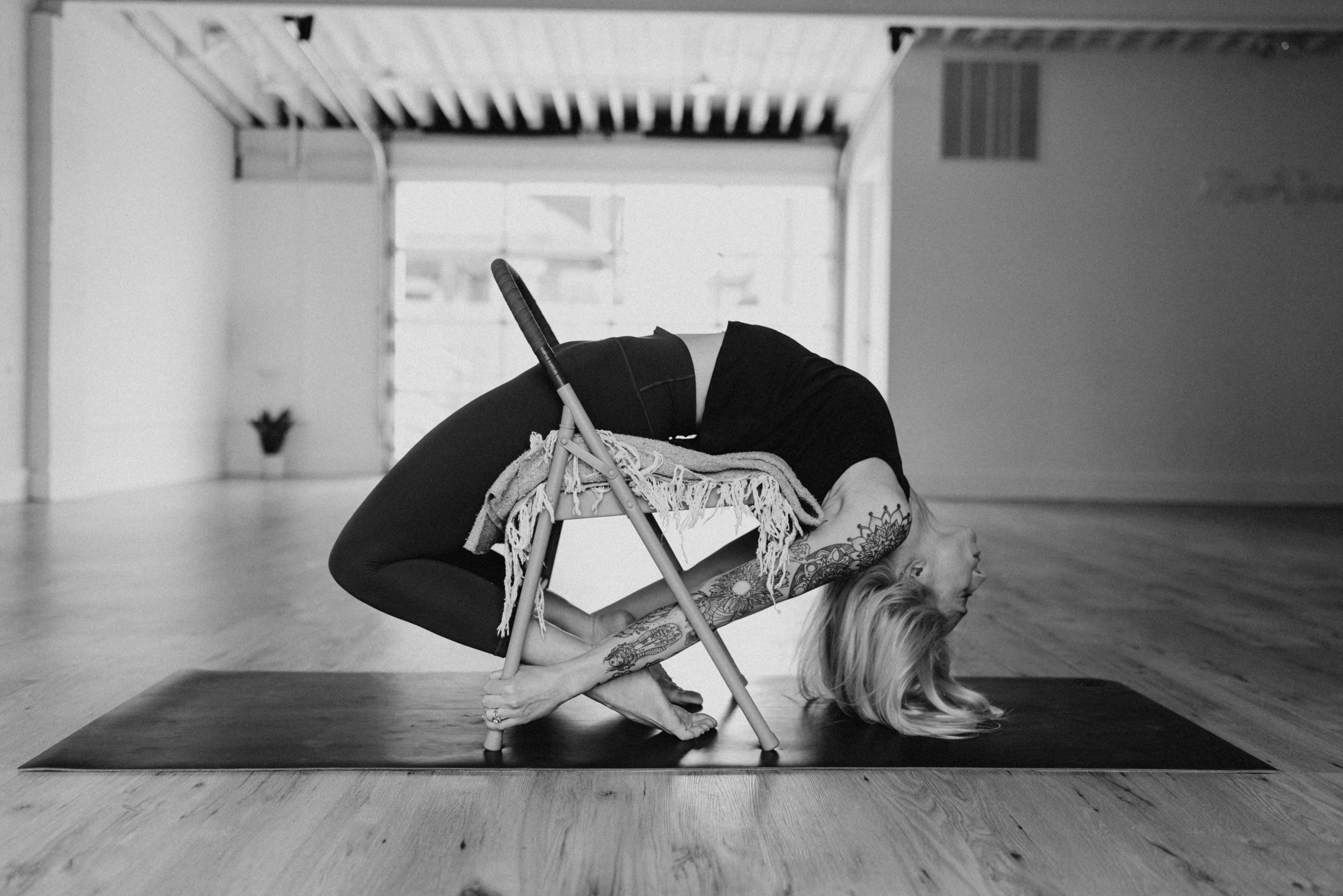 yoga, backbend, katonah space, The Space, Columbus, Ohio, LA, NYC