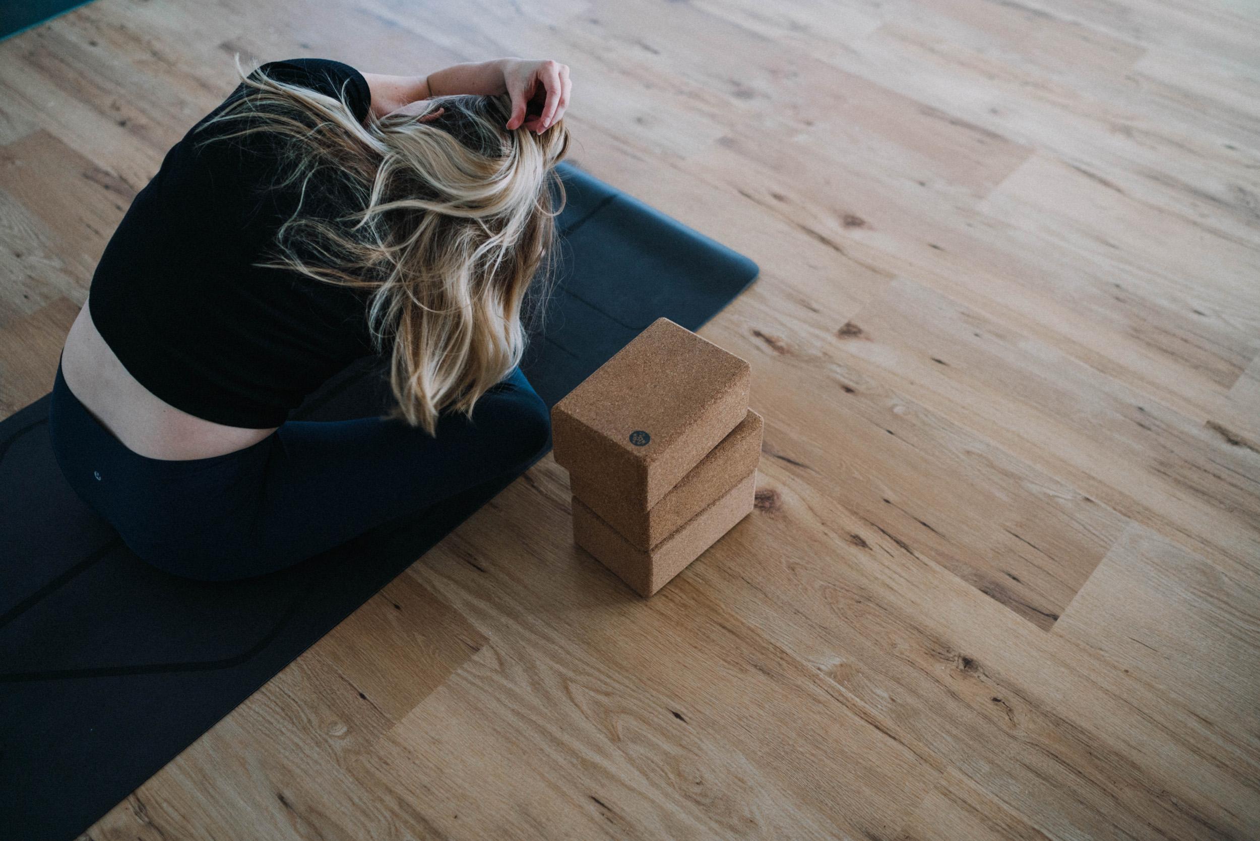 Yoga, blocks, katonah, wood floor, columbus, Ohio, LA, NYC
