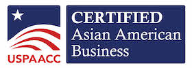 USPAACC Certified Asian American Business
