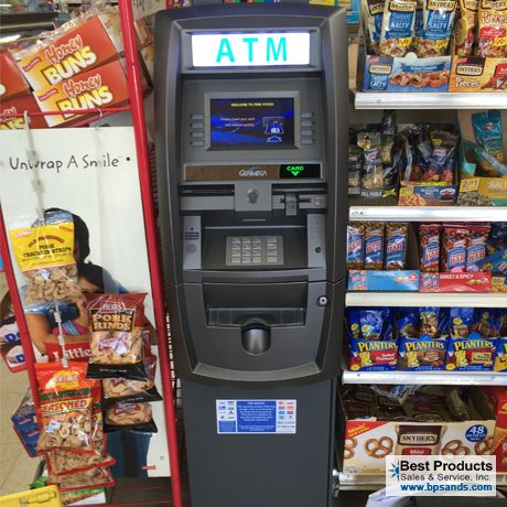 With these Money Making Machines Its a no brainer to have a Modern Atm in your Business!