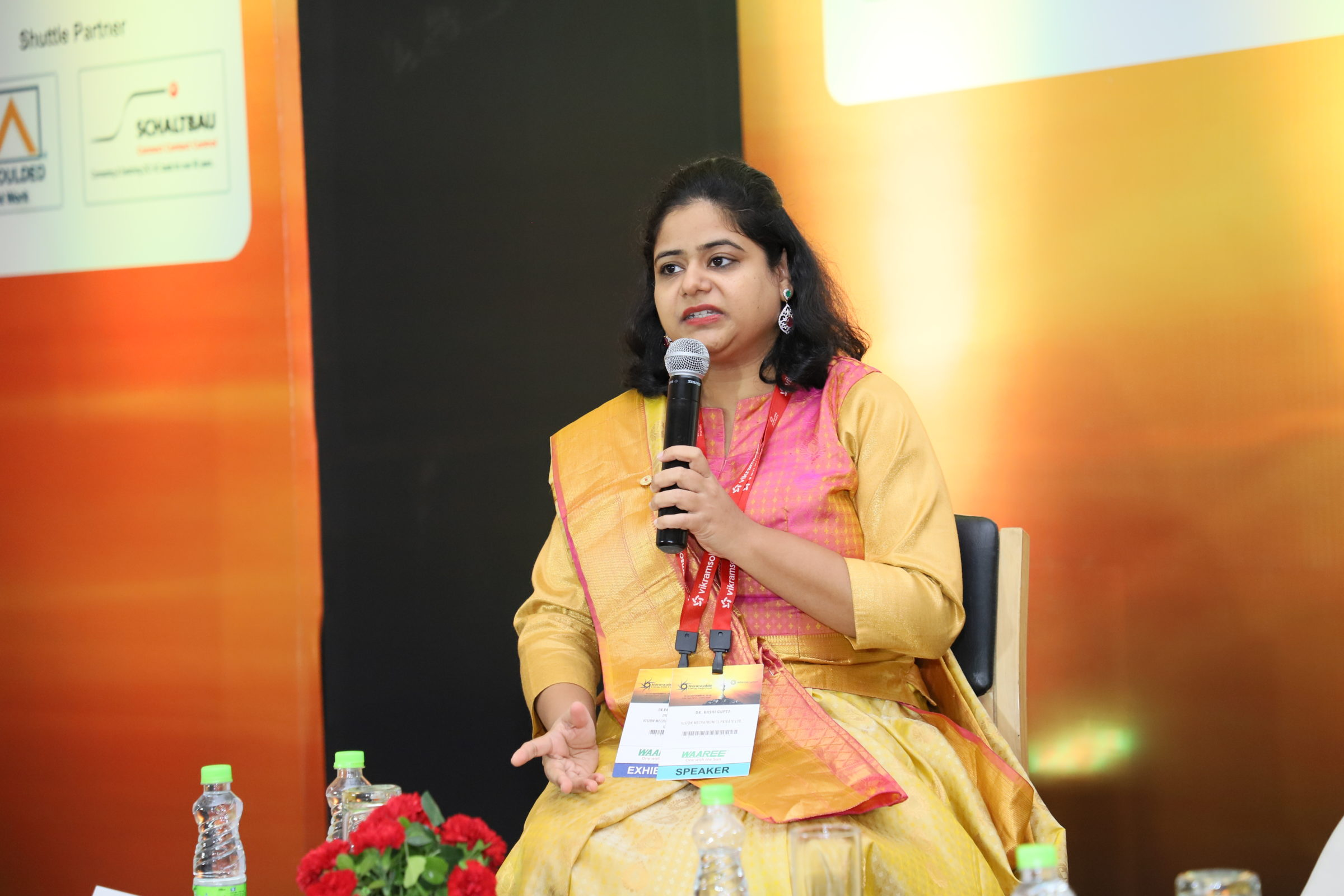 Interview with Dr Rashi Gupta: Influential Women in Energy