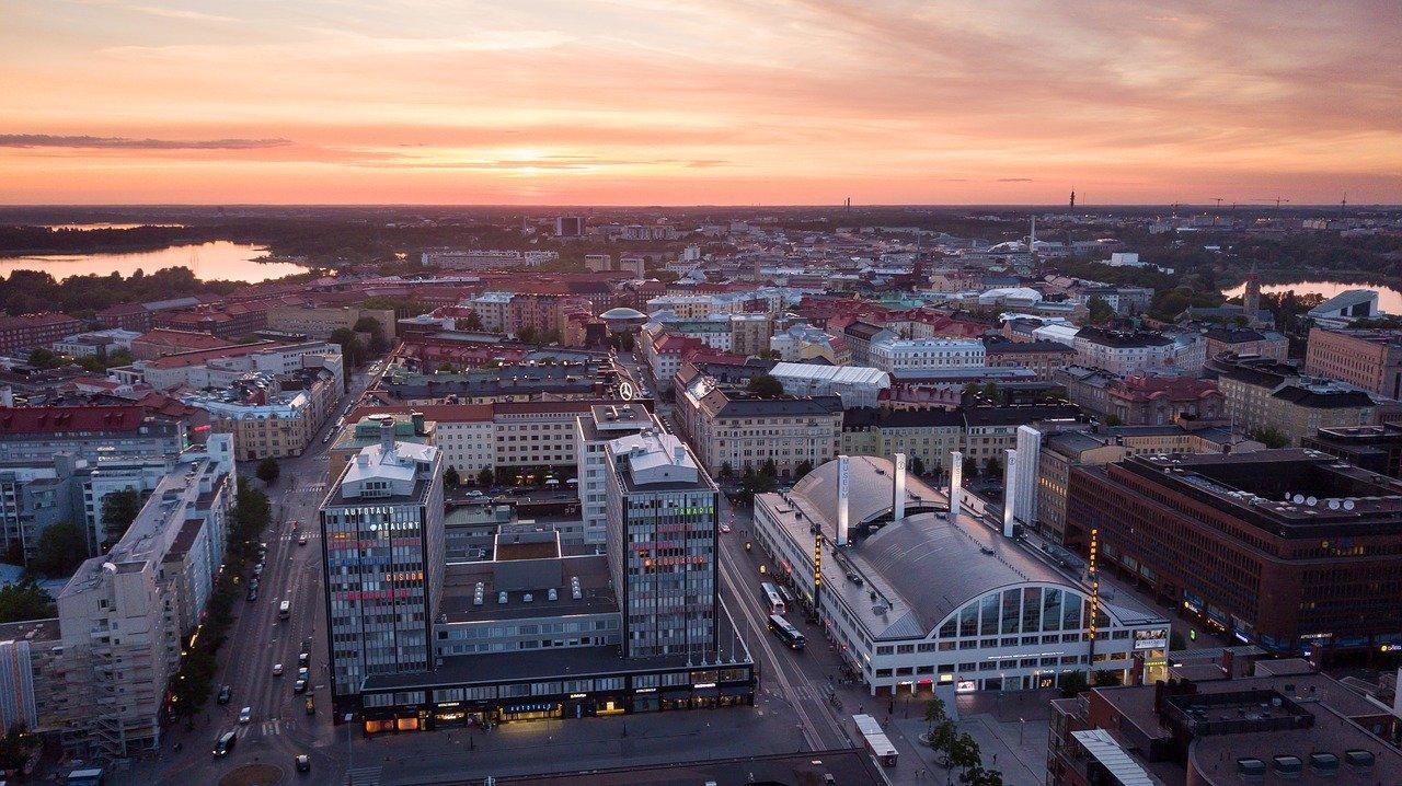 Renewable Energy's Rebirth from Helsinki