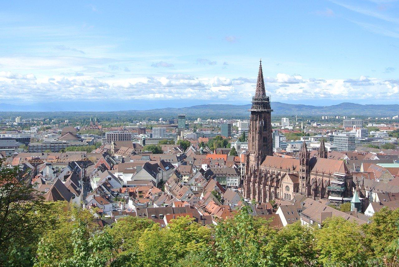 The Uni Freiburg Publishes its Environmental Report