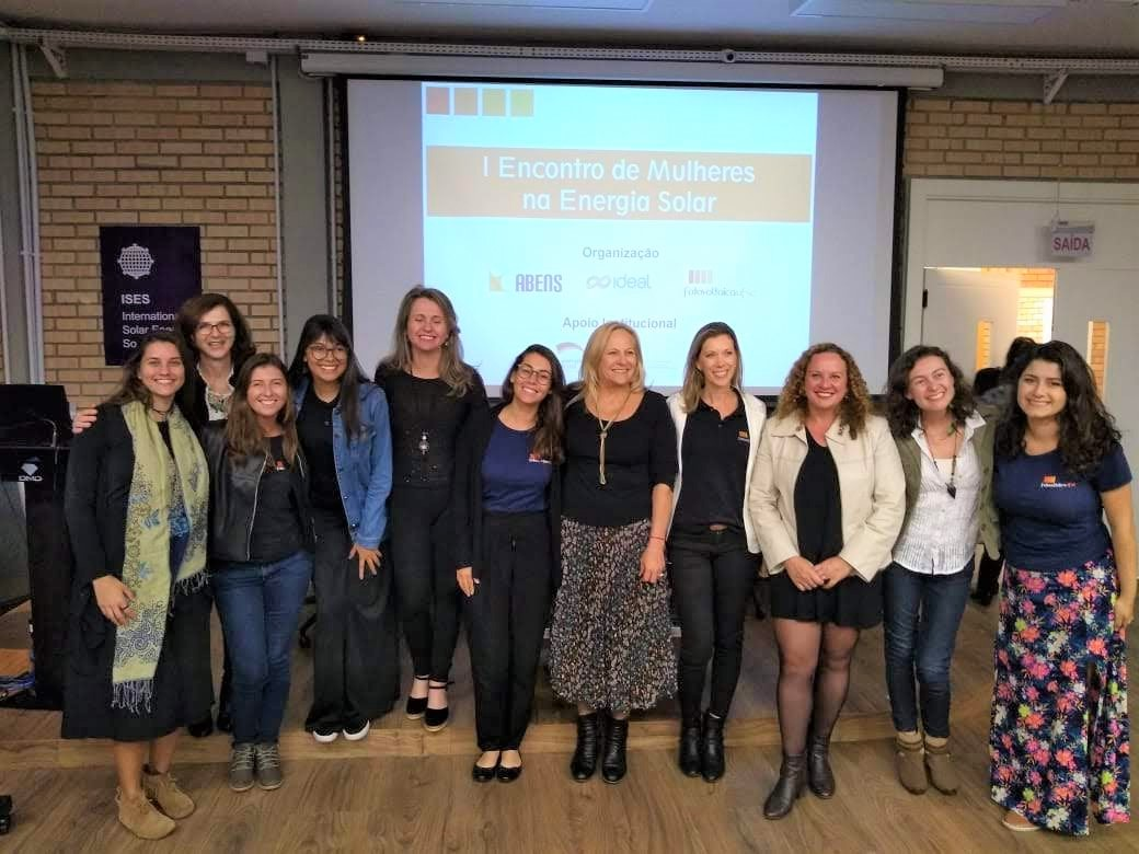 MESol: Women in Brazil have a New Solar Energy Platform