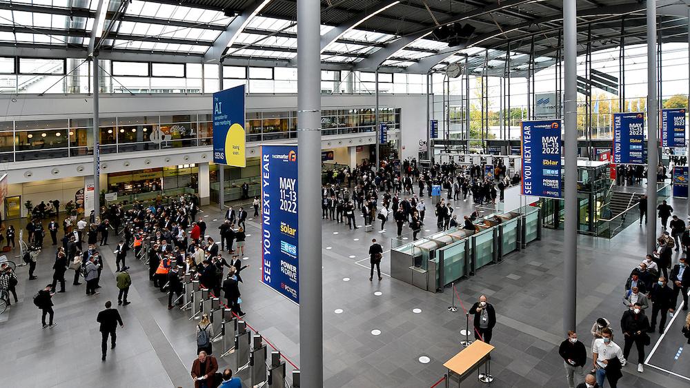 SEE had a Blast at the Intersolar Munich 2021