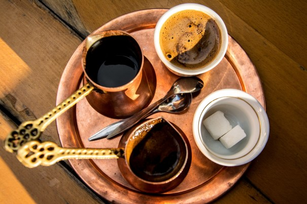 The Turkish Coffee Marketing Strategy