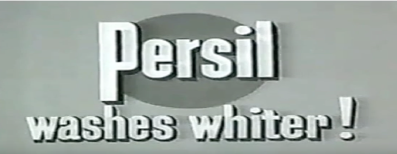 Persil Old Marketing Strategy