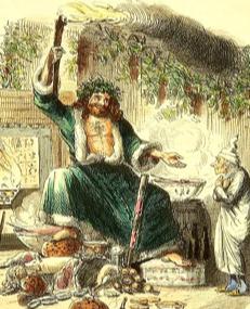 Scrooge's Green Coat