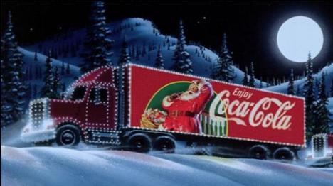 Coke's Christmas Ads